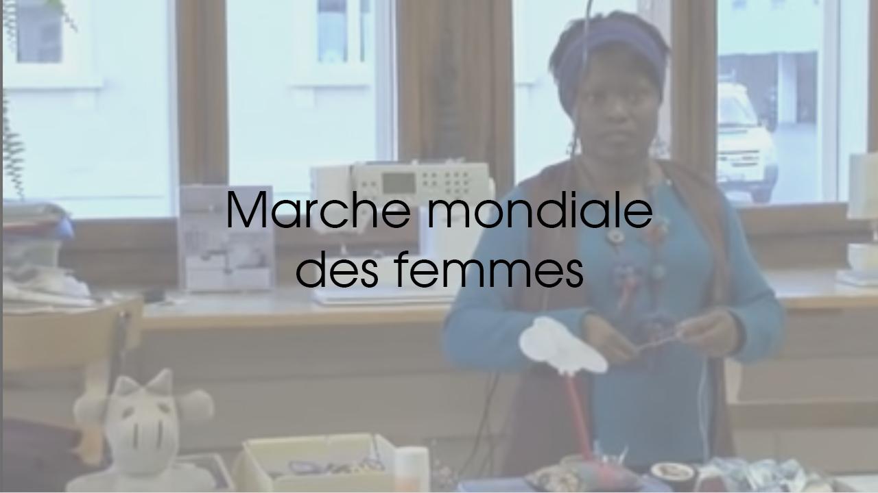 La Marche mondiale des femmes