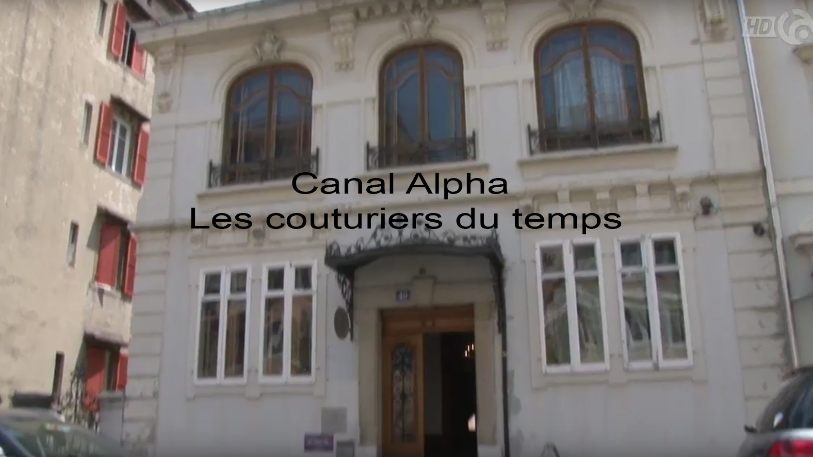 Reportage Canal Alpha